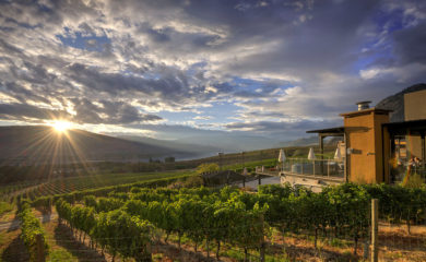 Spirit Ridge Sets the Mood for Romance in Osoyoos